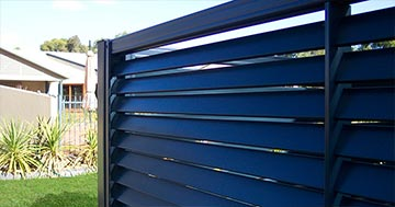 Louvre and Privacy Screens Sydney